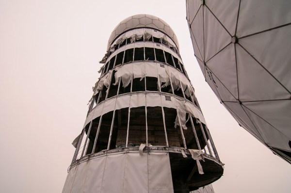 Teufelsberg Radar Station (Germany)