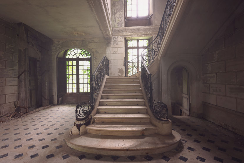 Chateau des Singes (France)