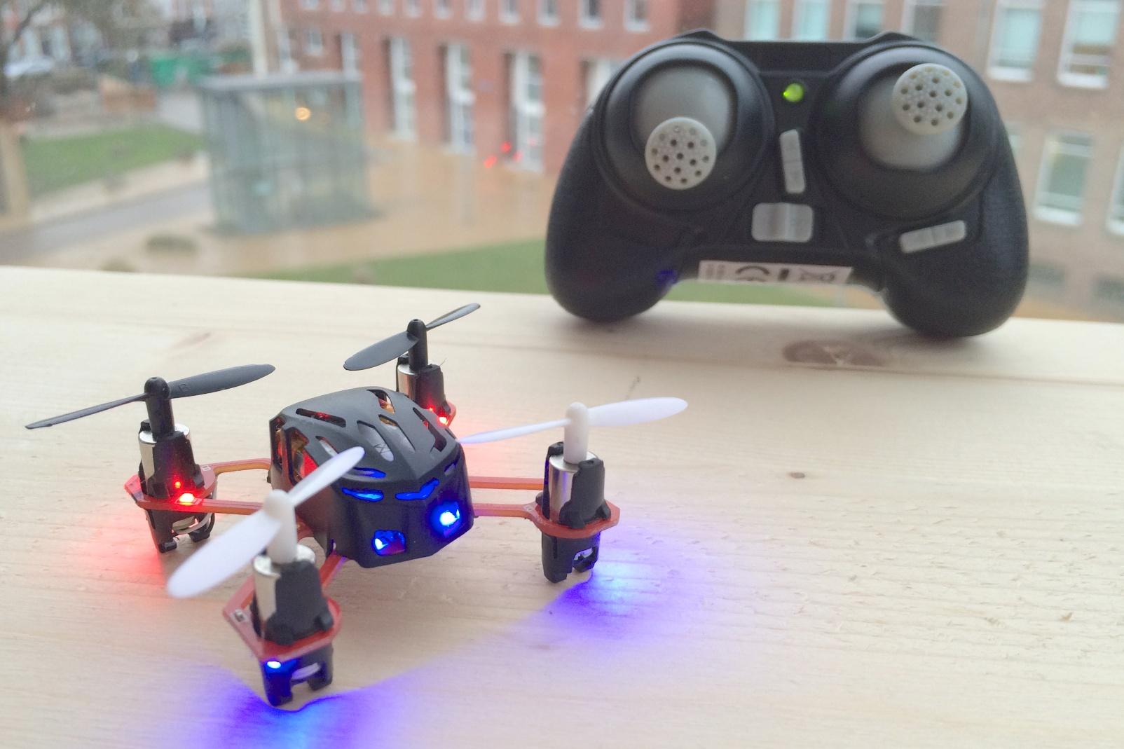 Revell Nano Quad micro quadrocopter review