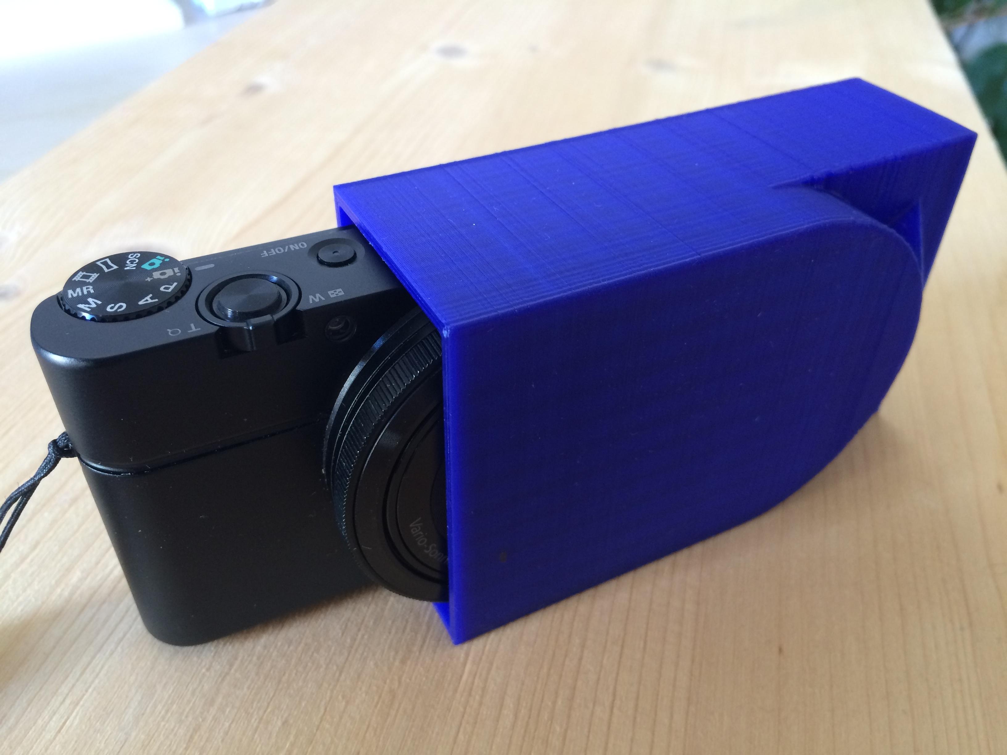 Sony RX100 mark I camera case with clip