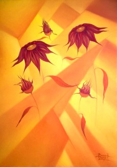 Sunflower Phantasm