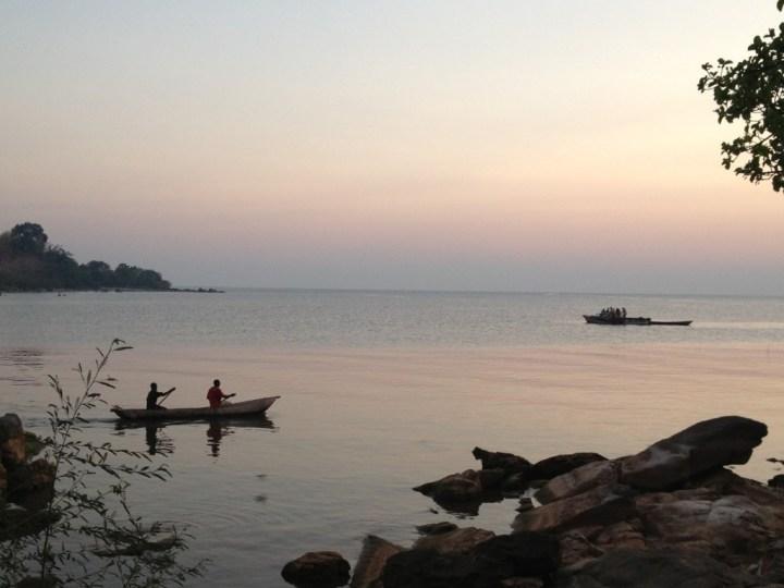 Lake Malawi, December 2013