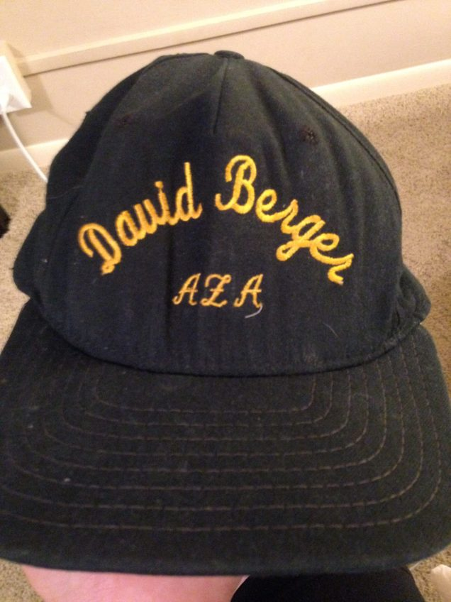 Hat (Early 1990's)