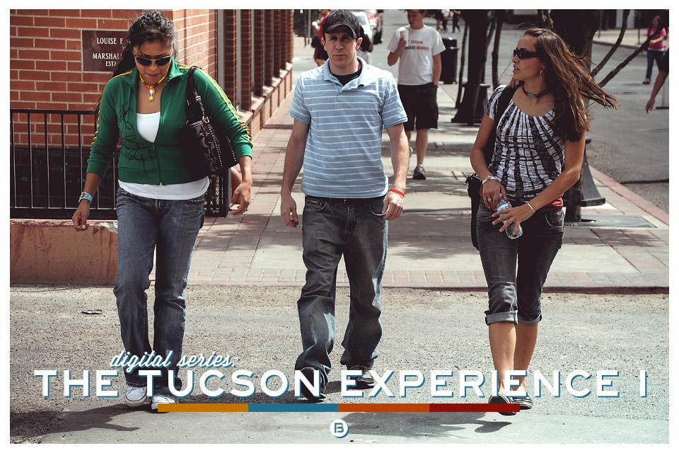 David Brenie Tucson Experience