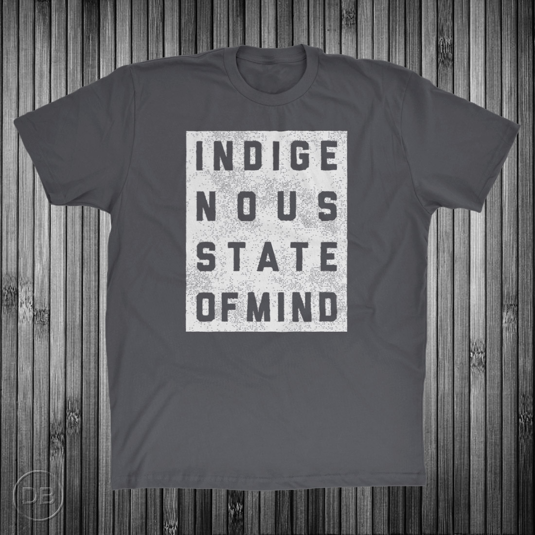 David Bernie Indigenous State of Mind Shirt