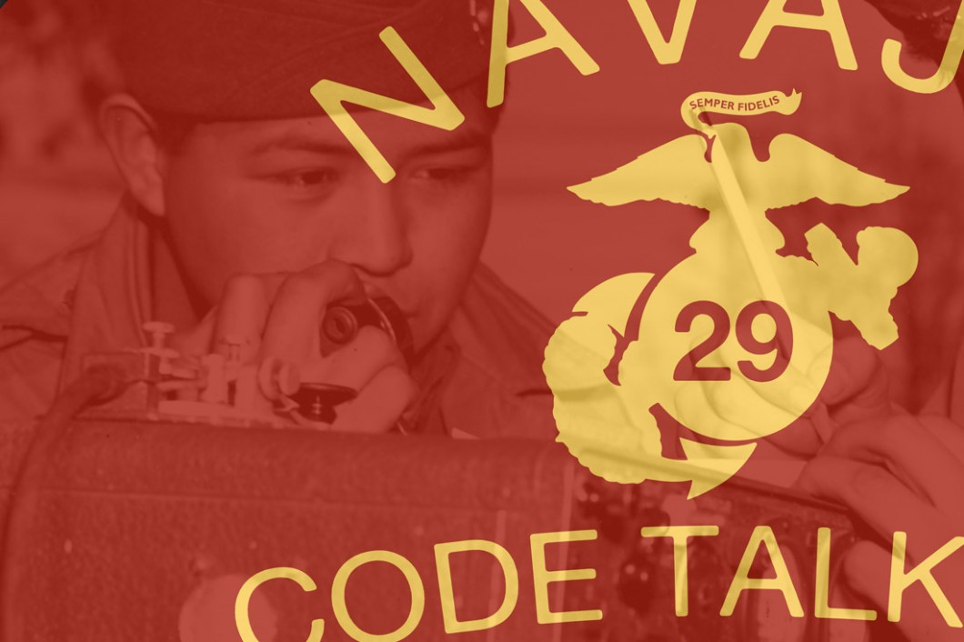 David Bernie Navajo Code Talkers Indian Country 52 Week 23