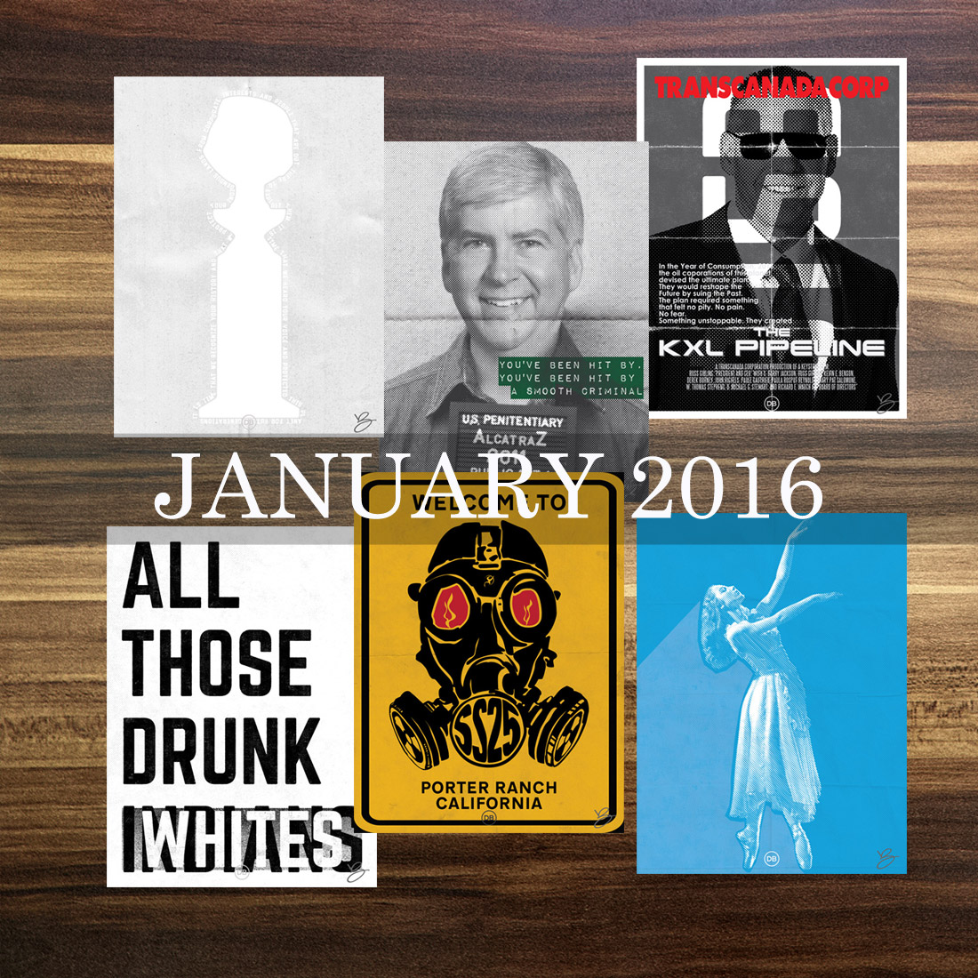 Art Roundup David Bernie Blog January 2016 Art Roundup