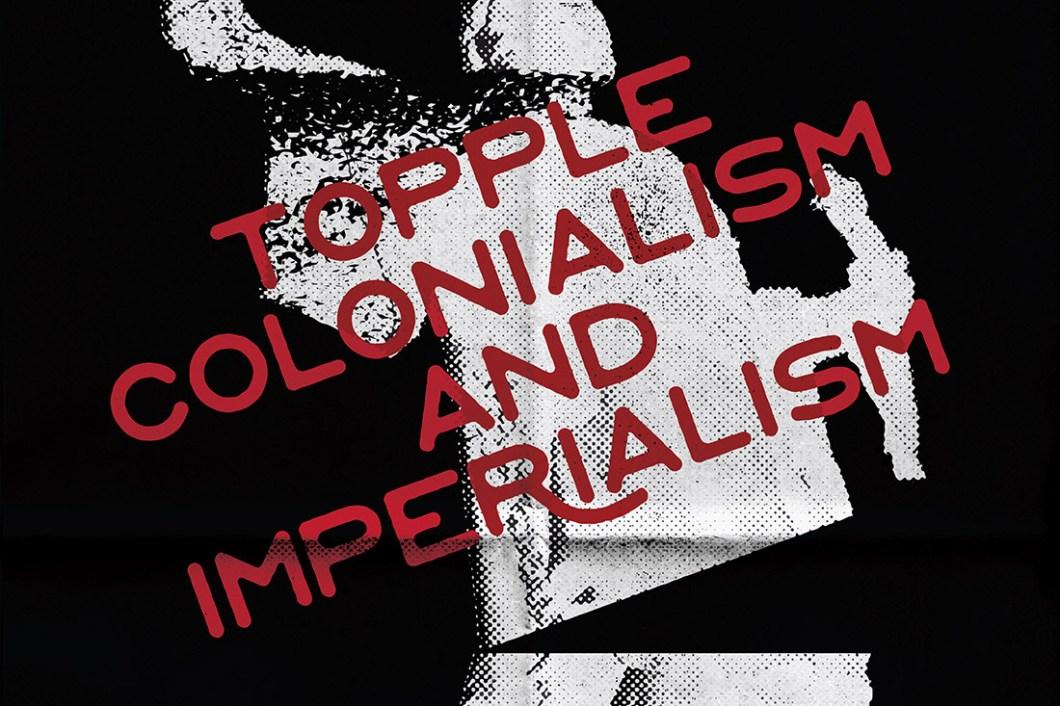 David Bernie Topple Colonialism Indian Country 52 Week 39