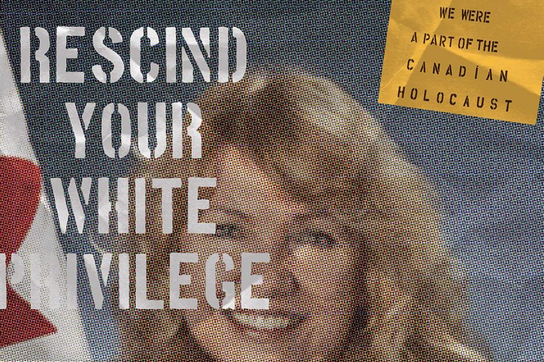 David Bernie Rescind Your White Privilege Lynn Beyak Indian Country 52 Week 37