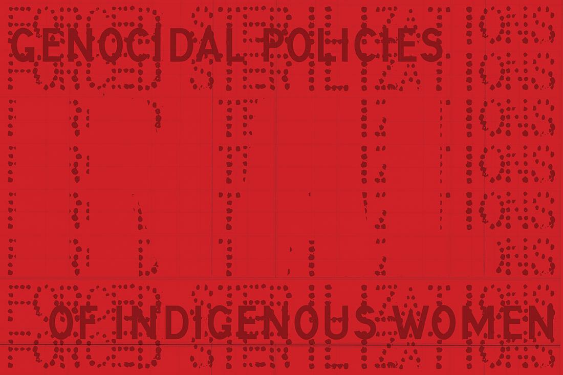Indian Country 52 #46 - Forced Sterilizations | David Bernie