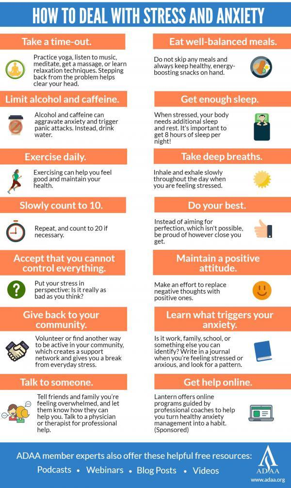 strategies to cope with stress