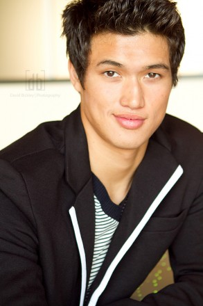 Charles Melton for David Bickley Photography