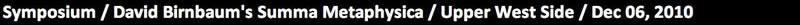 Summa Metaphysica: How 21st Century Philosopher David Birnbaum's Teleology Philosophy Vindicates Aristotle's General Proposition from 2500 Years Ago: Is teleology important?