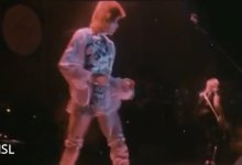 David Bowie – Ode to Joy/Hang On To Yourself/Watch That Man/Time (Live, Bournemouth Winter Gardens, 1973)