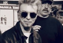 David Bowie – Budapest Airport (13th August 1997)