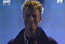 David Bowie – The Man Who Sold The World (MTV Europe Music Awards, 1995)