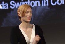 Tilda Swinton on working with David Bowie (March 2020)