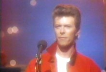 New restoration from Nacho! David Bowie – Life On Mars? & Ashes To Ashes (The Tonight Show, September 1980, 40th Anniversary)