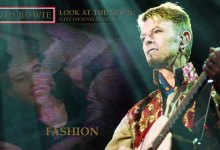 David Bowie – Fashion (Live from Phoenix Festival 97) [Official Audio]