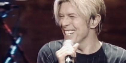 David Bowie – Riverside studios, 8th September 2003 (unbroadcast footage)