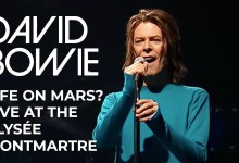 David Bowie – Life On Mars? (Live at the Elysée Montmartre, 1999) [Official Video]