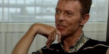 David Bowie Finland Interview with Anne Flinkkilä (1996)