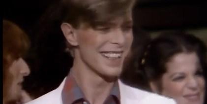 David Bowie – Saturday Night Live 1979 Closing Credits