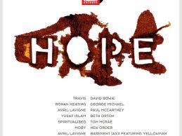 War Child Records Re-release 'Hope' featuring David Bowie