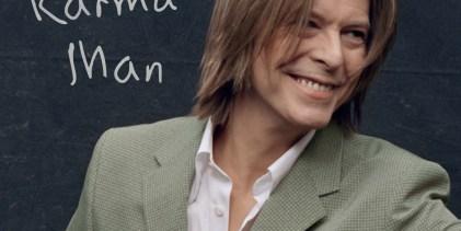 David Bowie – Karma Man [Official Lyric Video]