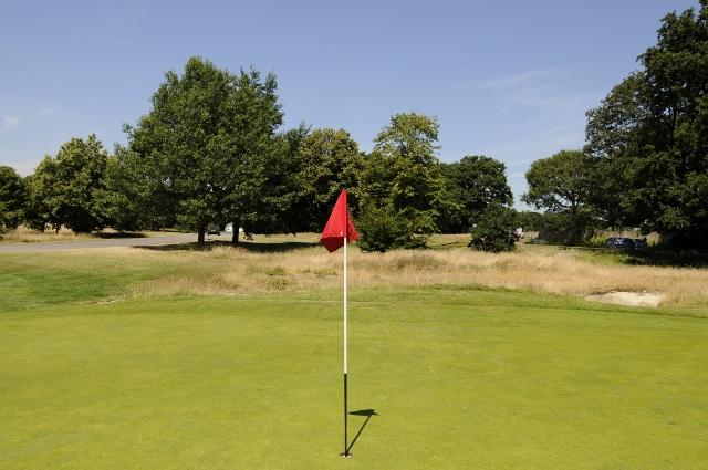 Richmond Golf Club | David Brenes Photography