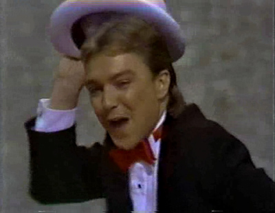 David Cassidy 1983 Parade Of Stars