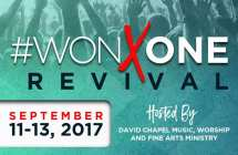 WonXOne Revival – Sept. 11-13th