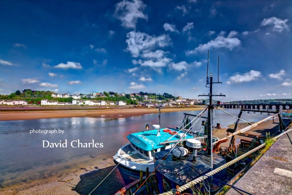 Boats In Bideford