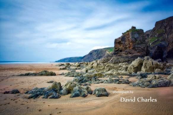 Sandymouth, Cornwall