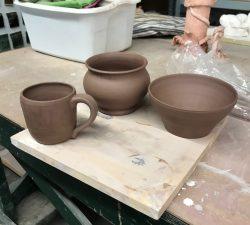 Ceramic 22 Trimming Up New Work