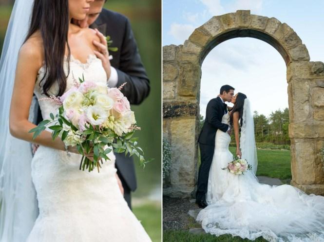 Matt Lauren Akron Canton Ohio Wedding Photographer Bee Mine Photography Portrait