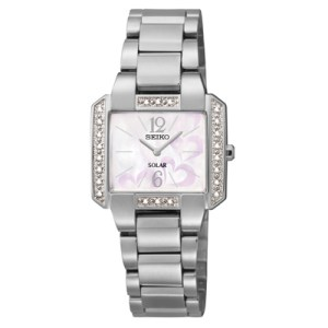 Seiko Tressia Solar SUP211 Women's Watch