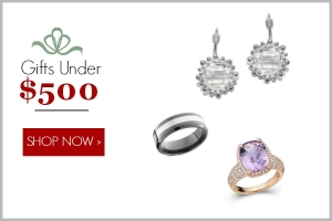 Holiday Jewelry Gifts Under $500