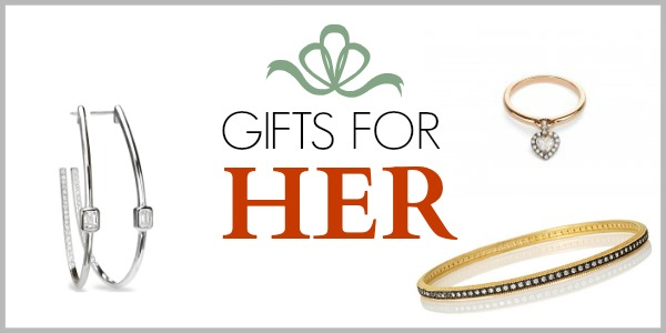 Jewelry Gifts For Her - David Craig Jewelers Holiday Gift Guide