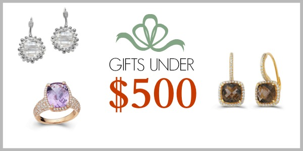 Jewelry Gifts Under $500 - David Craig Jewelers Holiday Gift Guide
