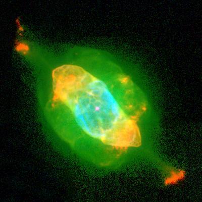 Saturn Nebula (NGC 7009)