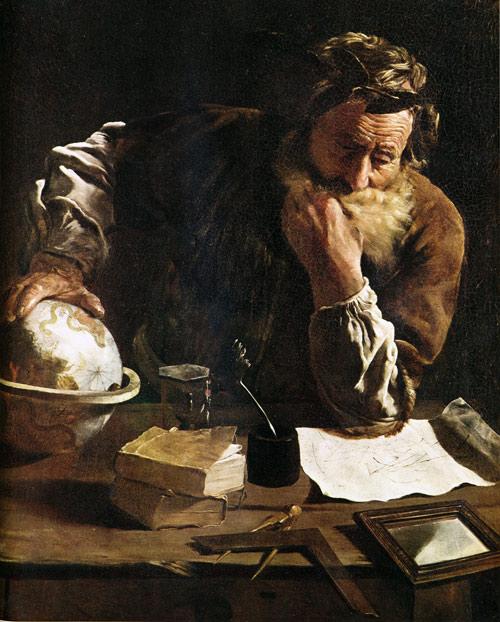 Portretul lui Arhimede