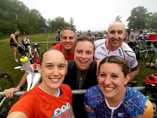 Race Day Selfie