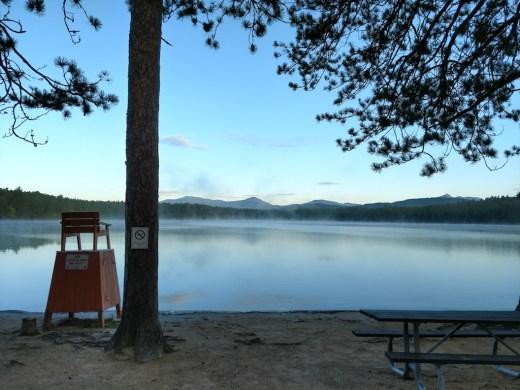 White Lake State Park - Beautiful Morning