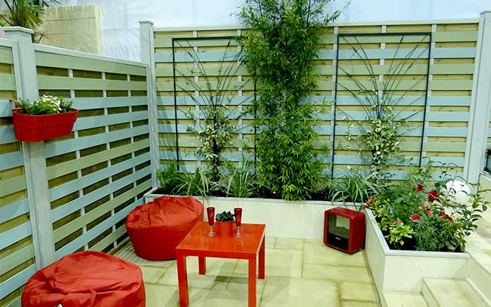 Small Garden Design Ideas: Young Gardeners of the Year on Small Garden Sitting Area Ideas  id=71309