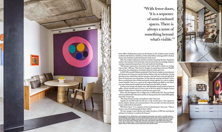 Interior Photographer David Duncan Livingston in Marin Magazine