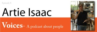 Voices Artie Isaac Podcast