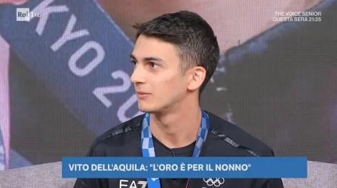 Vito Dell'Aquila a Uno Weekend