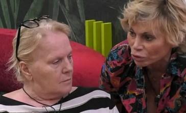 Grande Fratello Vip 2021: Katia Ricciarelli e Carmen Russo si sono chiarite. Per davvero?