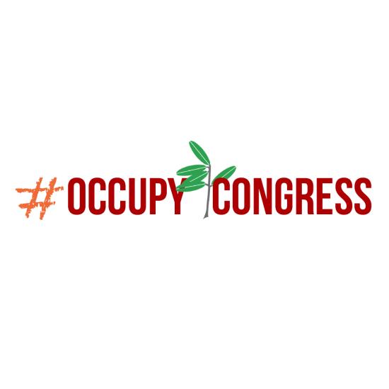 #OCCUPYCONGRESS
